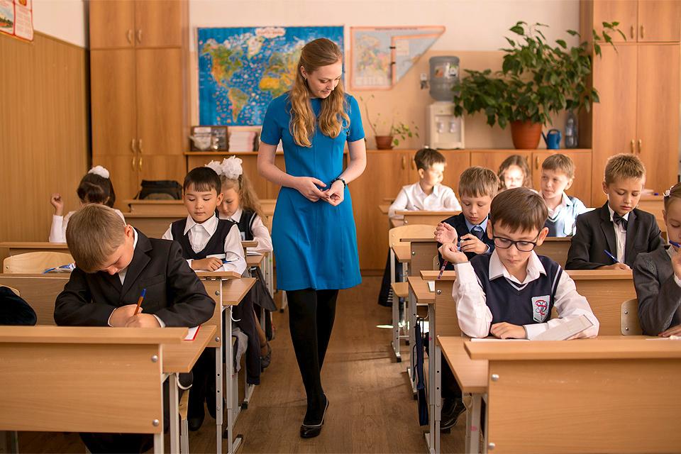 Названы 500 лучших школ России  Российская газета